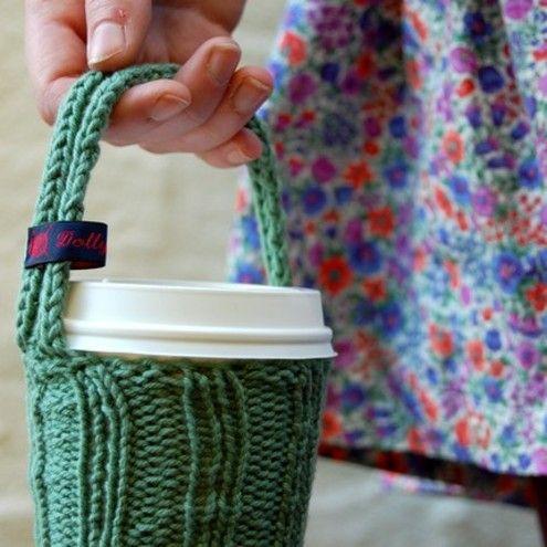 new knitting project? aha. pretty nifty idea.