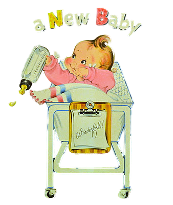 New Baby Png 338 400 Pixels Rain Baby New Baby Cards Baby