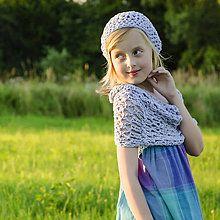Detské doplnky - rameník letný - 5591762_