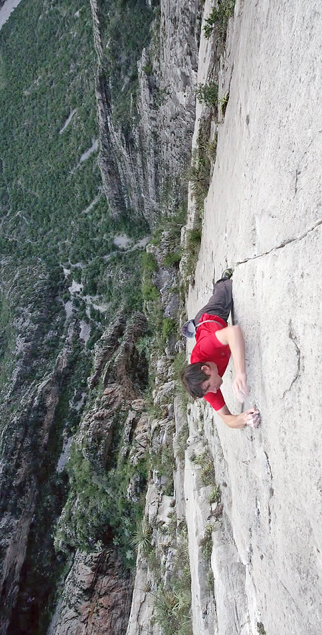 Alex Honnold And World' Free Solo Of 1500-foot Big Wall Community