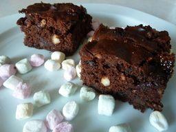 einfache-kuchenrezepte-brownies-mit-marshmallows