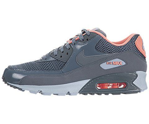 Nike Wmns Air Max 90 Armory Slate Light Armory Blue Atomic