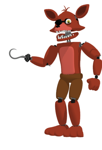 Image Result For Unwithered Foxy Fnaf Fnaf Tigger