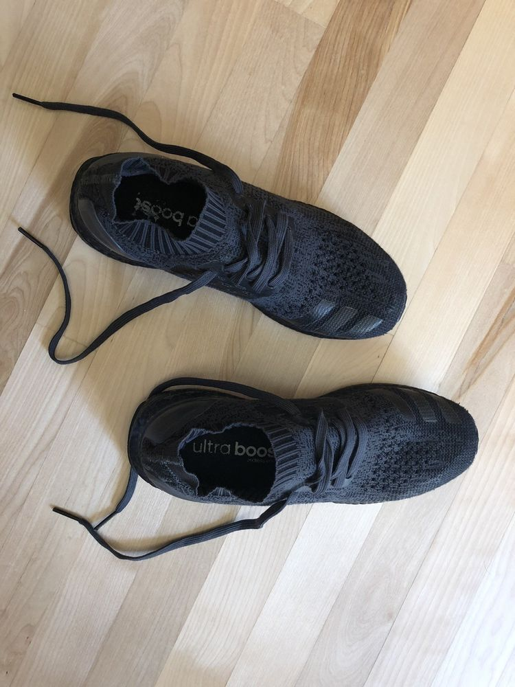 0c20b8d96abeb ... get adidas ultra boost uncaged 2.0 triple black size 8 fashion clothing  shoes accessories mensshoes athleticshoes