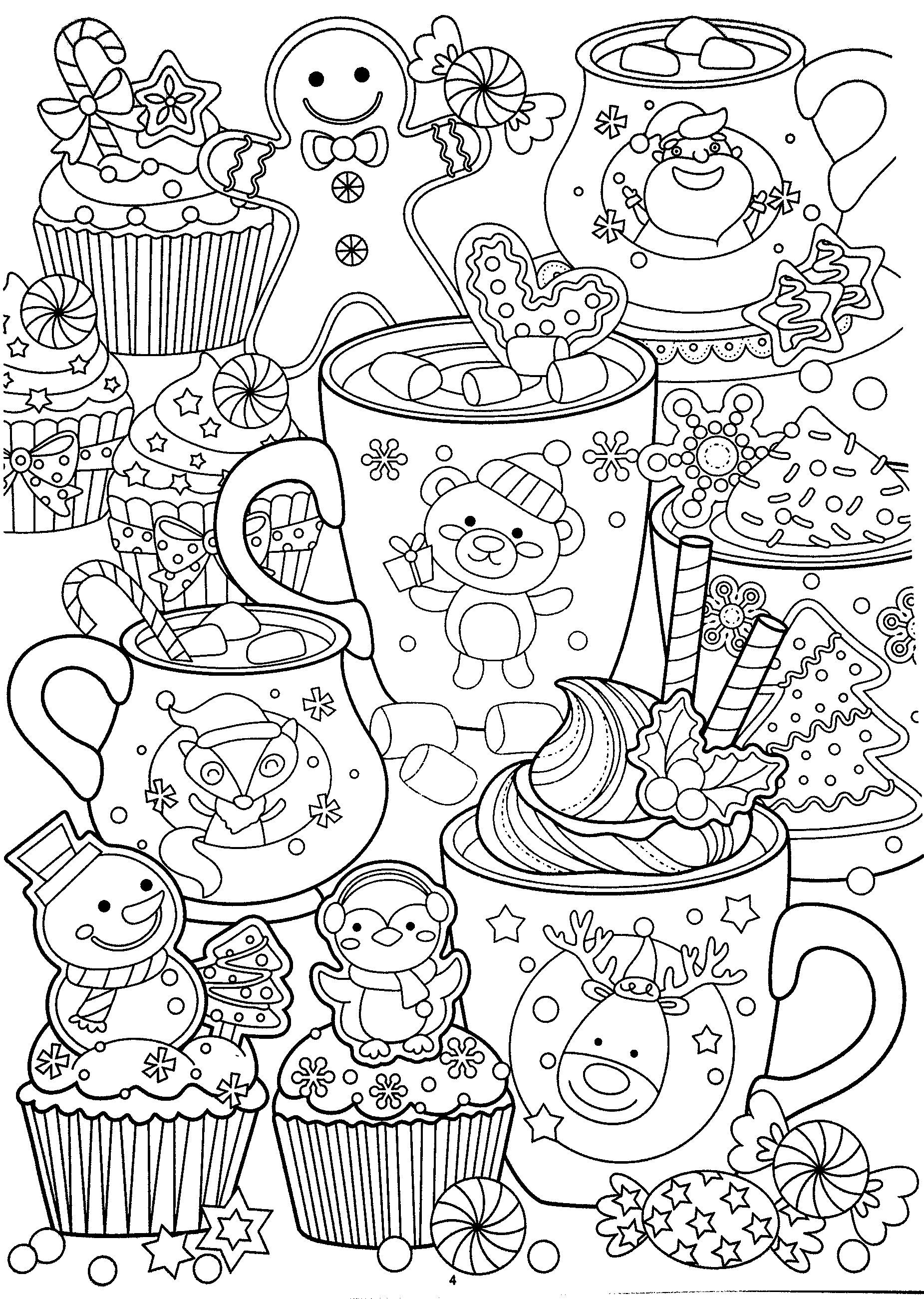 New Year coloring pages, Christmas coloring pages #coloringpagestoprint