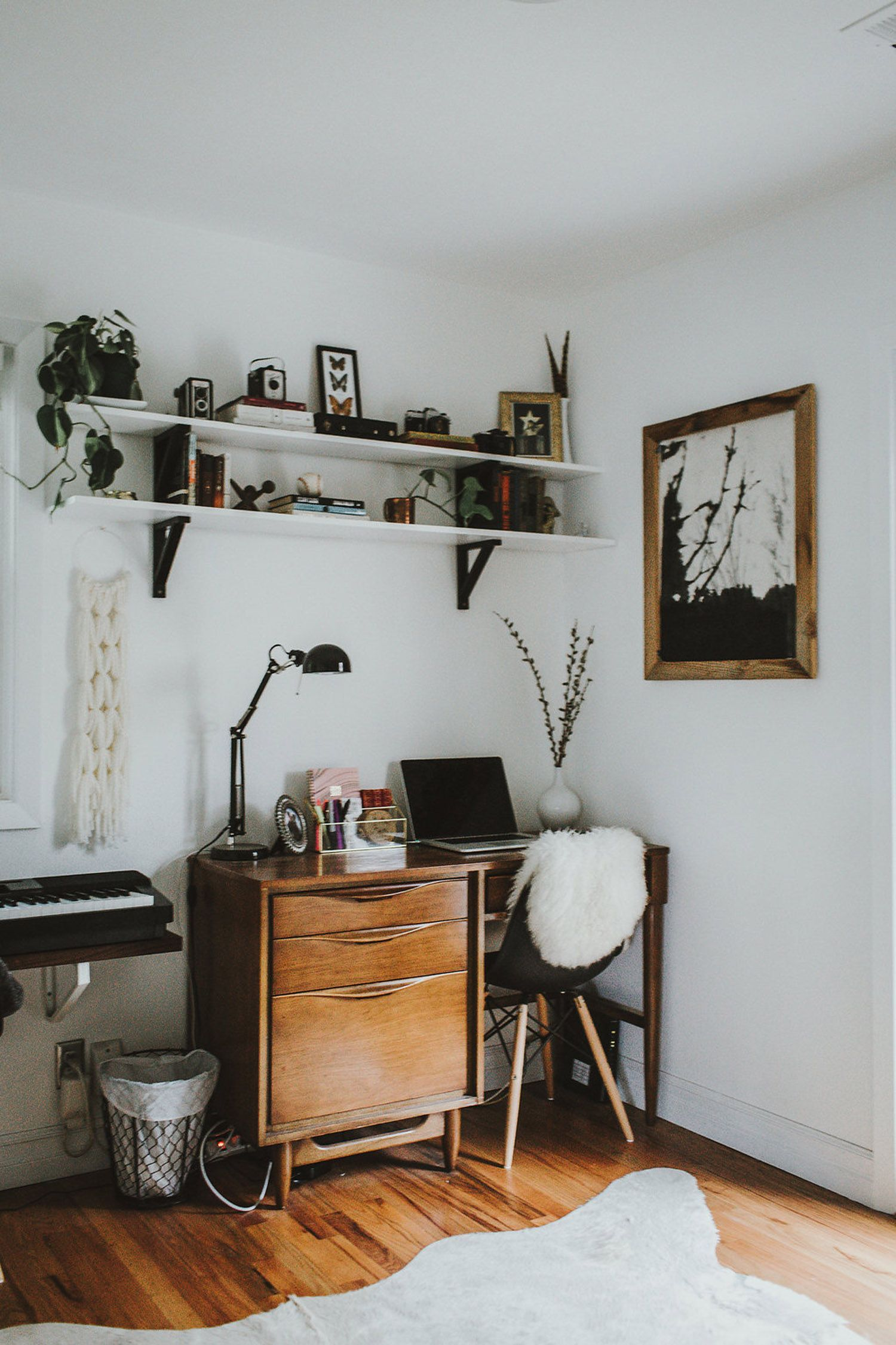 Discover The Best Vintage Style Office Decor Inspiration For Your