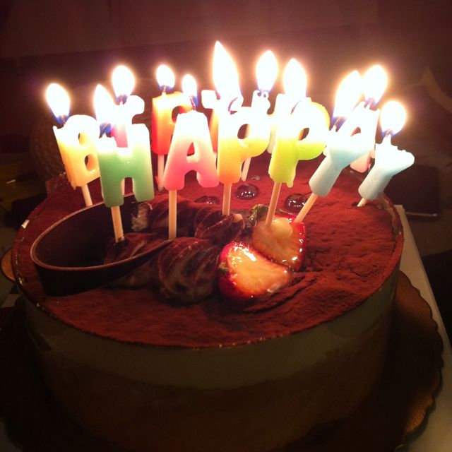 Happy Birthday Candle Candles Make A Wish Confectionery 80th