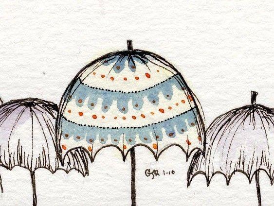pen drawings warm my heart.