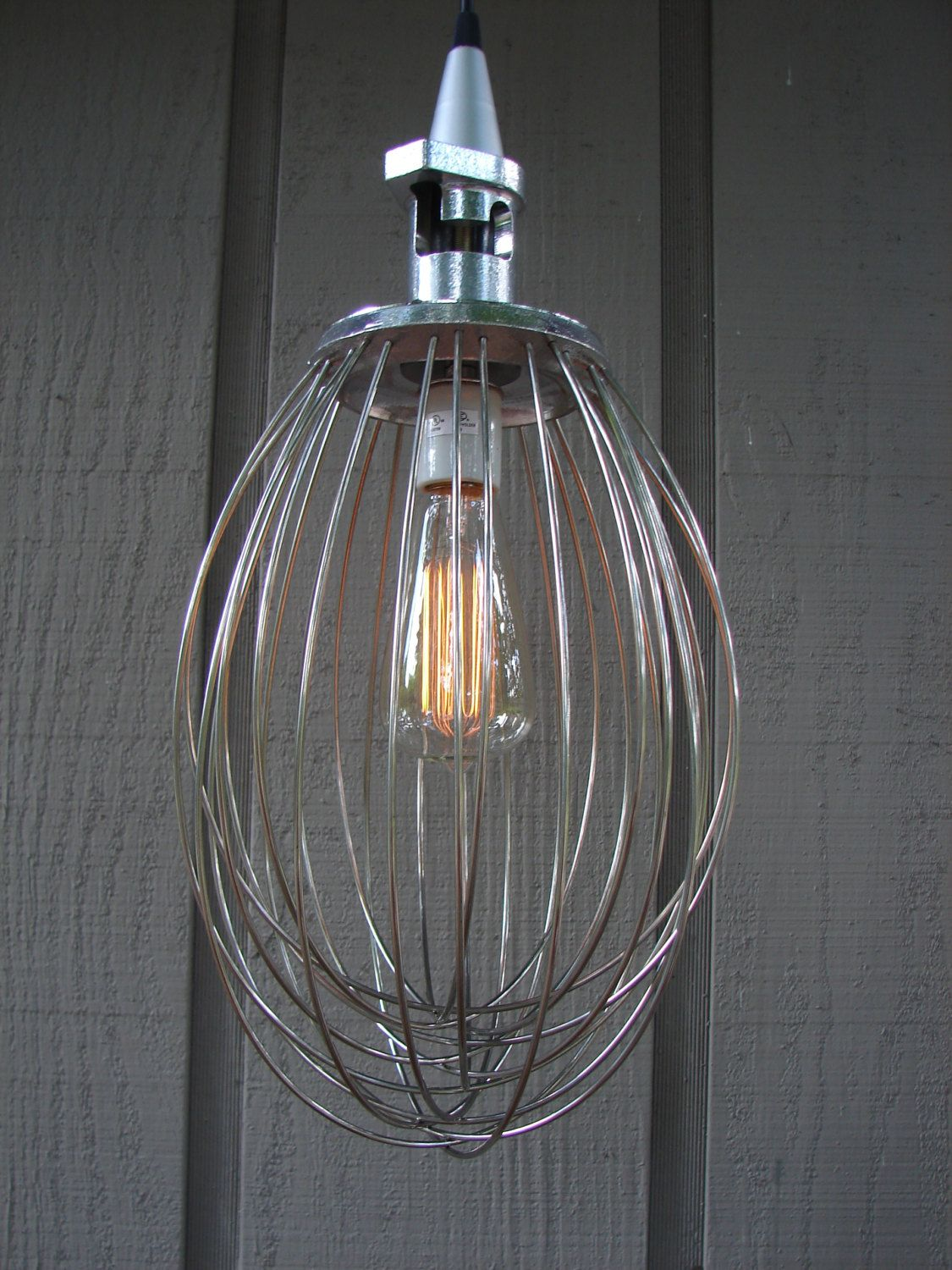 Industrial hanging lighting whisk pendant light pendant lighting