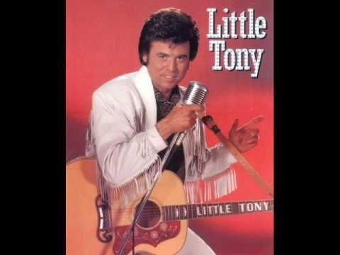 Little Tony La Spada Nel Cuore Learning Italian Tony Music