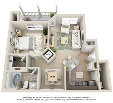 Pin By Wendy Zopel On Charleston Sc Apartment Layout Sims House Design Small Apartment Layout