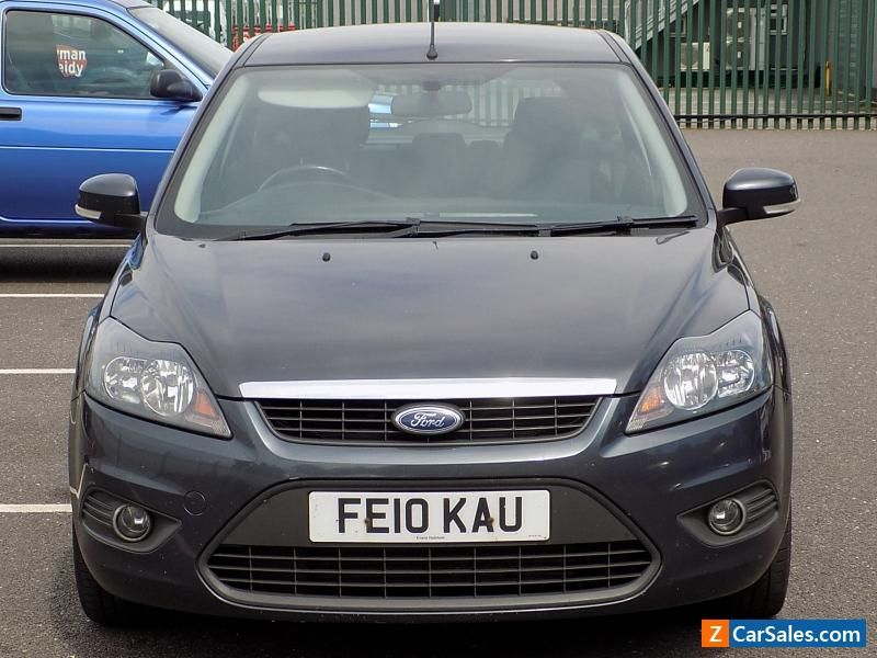 Car For Sale Ford Focus 1 6tdi Zetectdci With Images