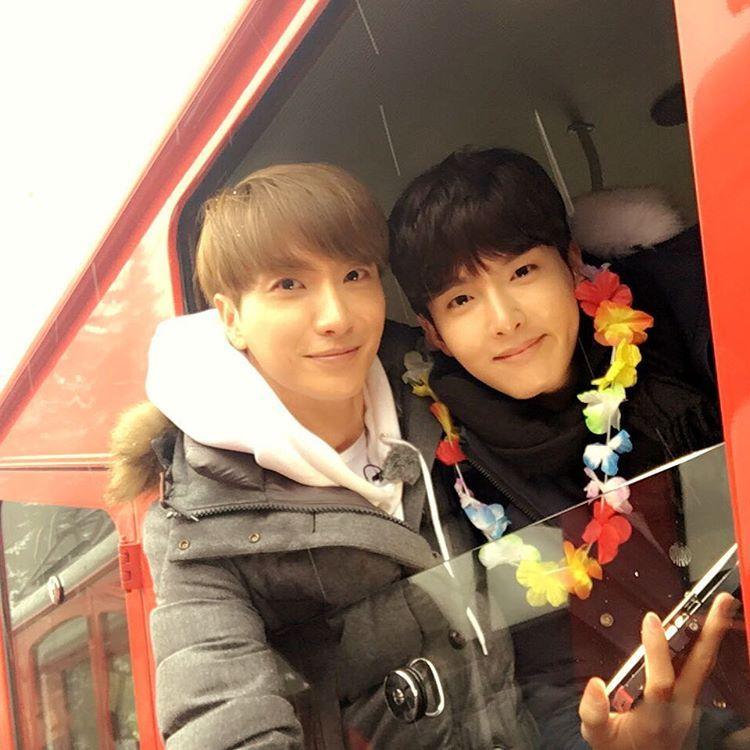 Leeteuk + Ryeowook