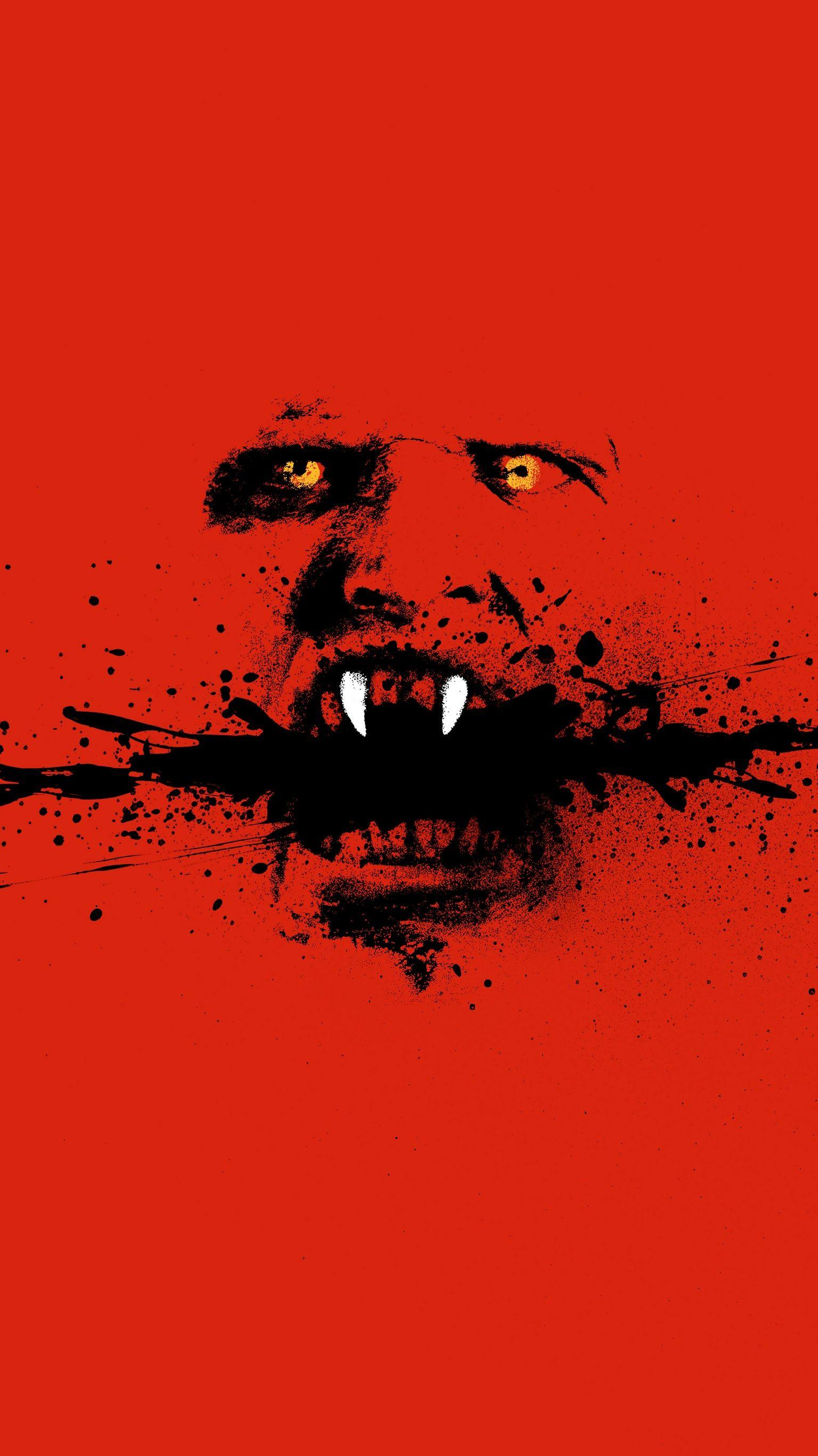 30 Days Of Night 2007 Phone Wallpaper Horror Art 30 Days Of