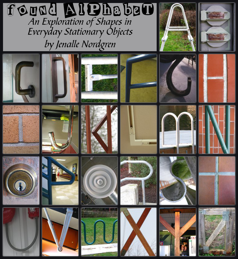 Objects That Look Like Letters   Alphabet photography, Lettering ...