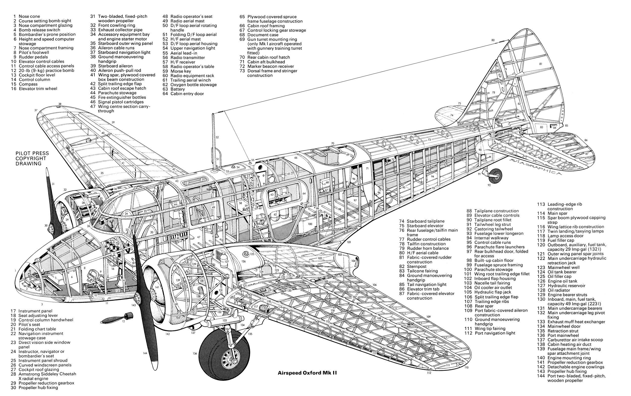Airspeed Oxford Mk