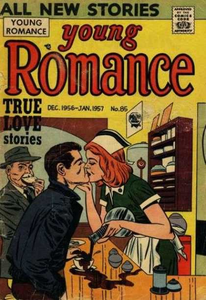 Young Romance 85