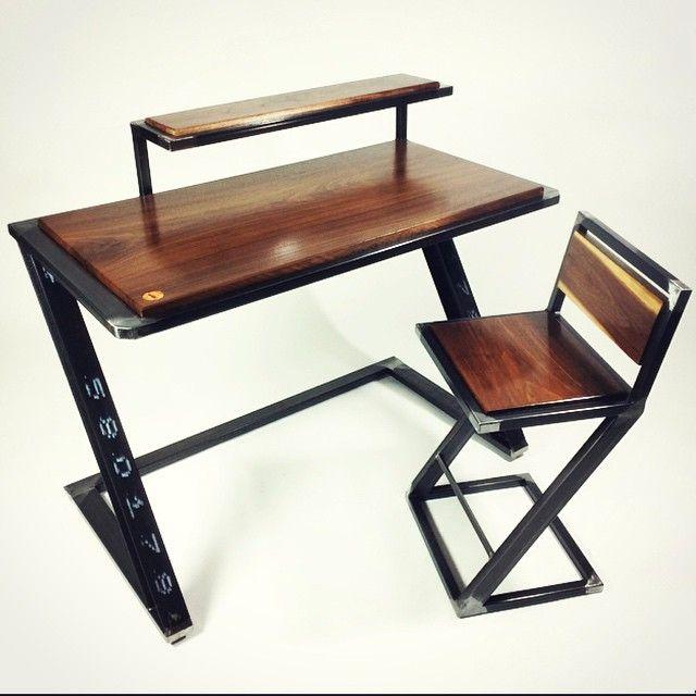 Pin de javier ortiz en muebles muebles industriales for Muebles para comedores industriales