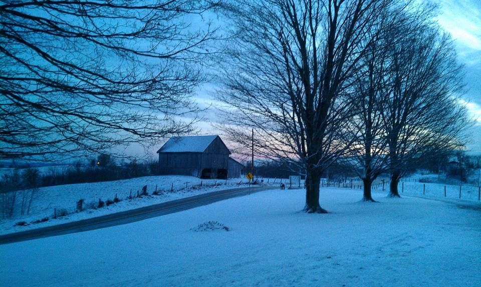 Beautiful Early Snow In New Concord Ohio November 2013 Photo By Sharon Chris Bradley Fb Zanesville Ohio Zanesville Home And Family