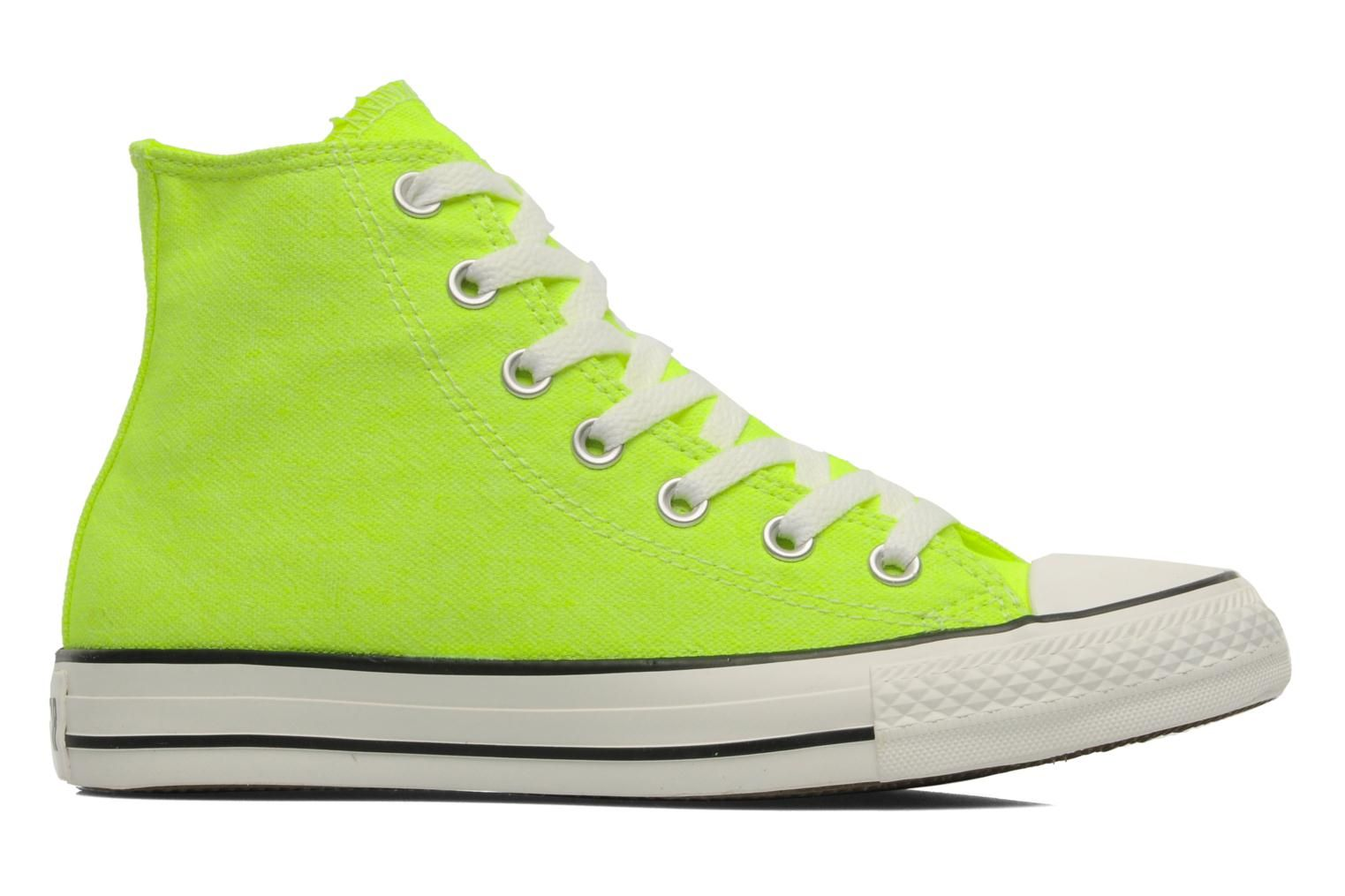 2dfdab4b832248 Chuck Taylor All Star Washed Neon Hi W by Converse (Yellow ...