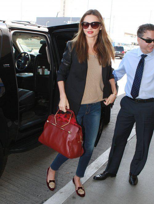 Miranda Kerr LAX April 26 2013