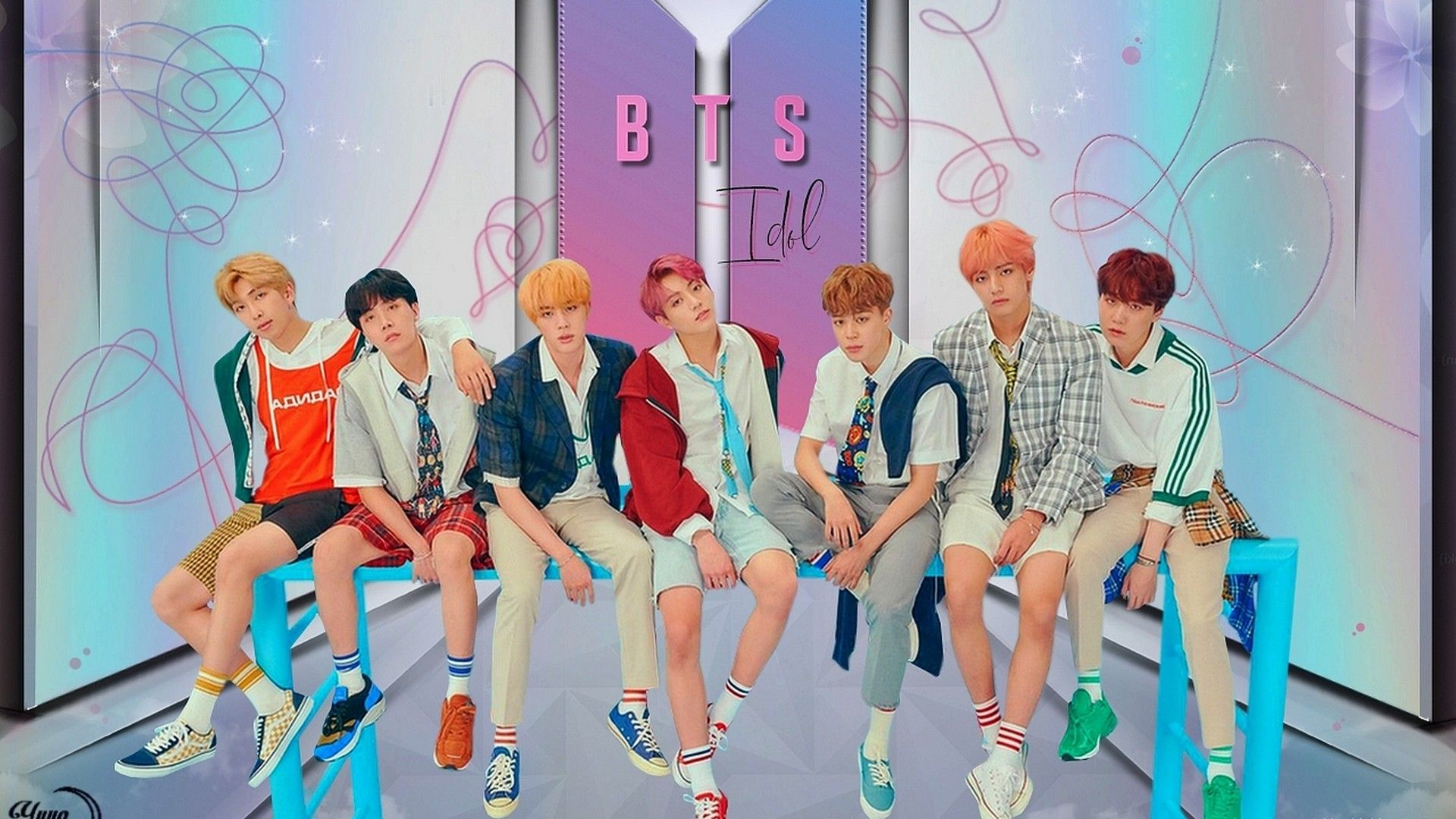 Wallpaper Hd Bts 2020 Live Wallpaper Hd Bts Kertas Dinding Gambar