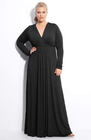 061686c37e Rachel Pally Long Sleeve Maxi Dress (Plus)