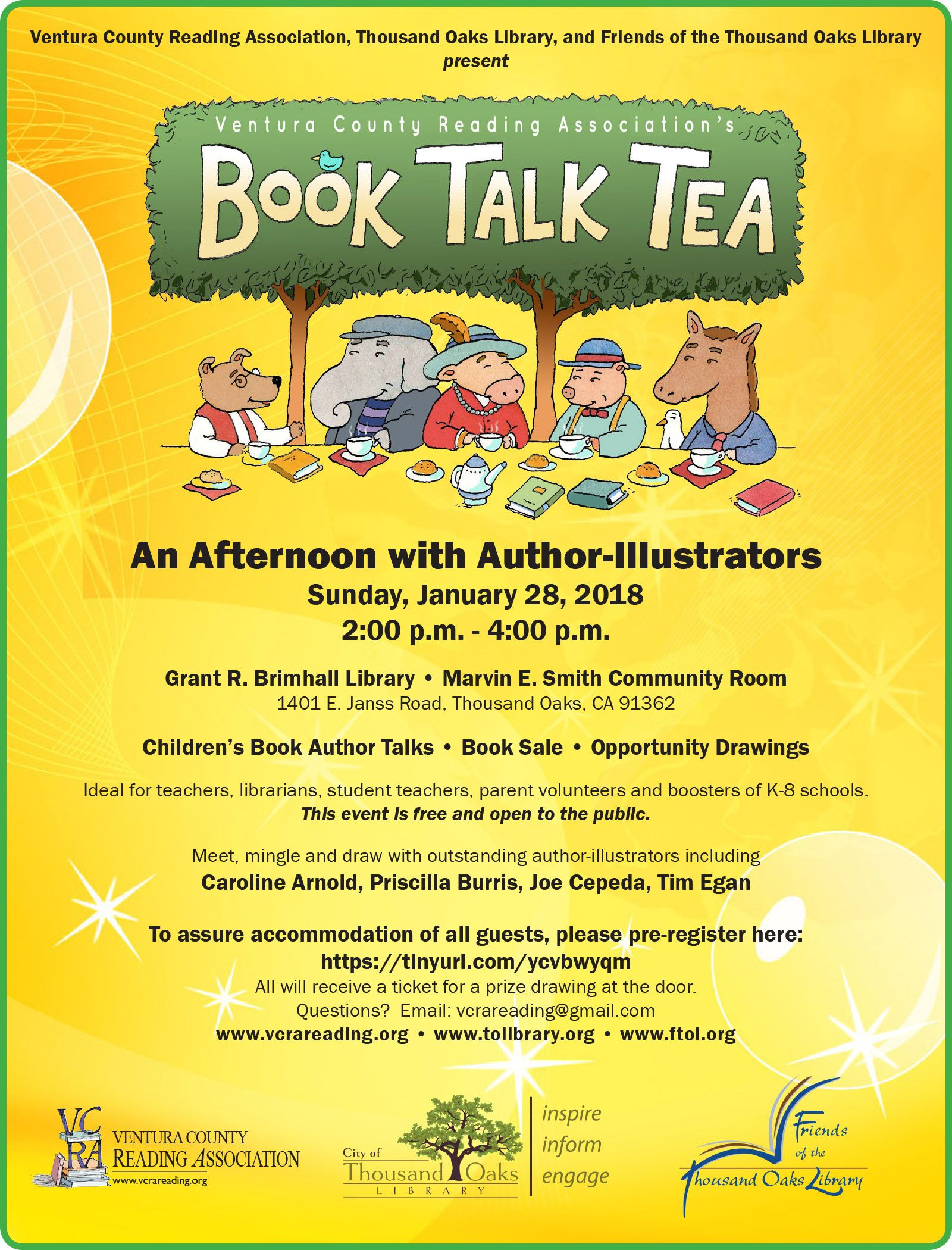 Ventura County Reading Association Thousand Oaks Library And Friends Of The Thousand Oaks Library Present Book Talk Te Book Talk Ventura County Thousand Oaks