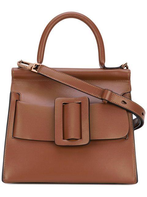 BOYY Karl buckle handbag.  boyy  bags  leather     Boyy   Pinterest ... 85d42b134f