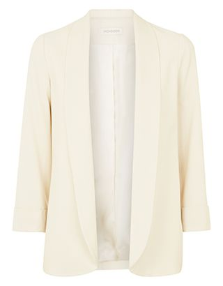 Wilma Jacket | Ivory | Monsoon