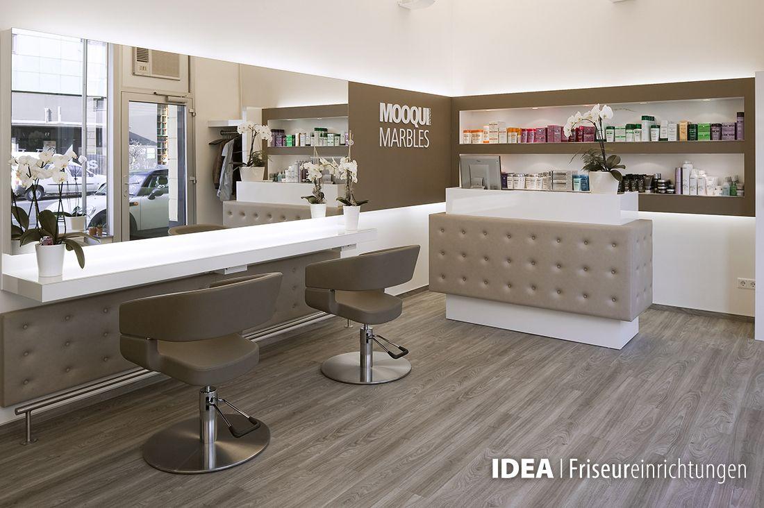 www.idea-friseureinrichtung.de #hair #beauty #salon #furniture