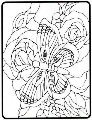 Desenhos De Flores Em Vitrais Ou Mandalas Com Imagens Padrao