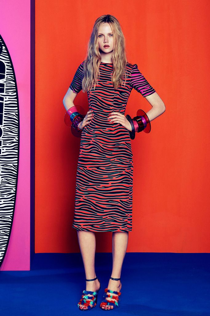 House of Holland   Resort 2015 Collection   Style.com