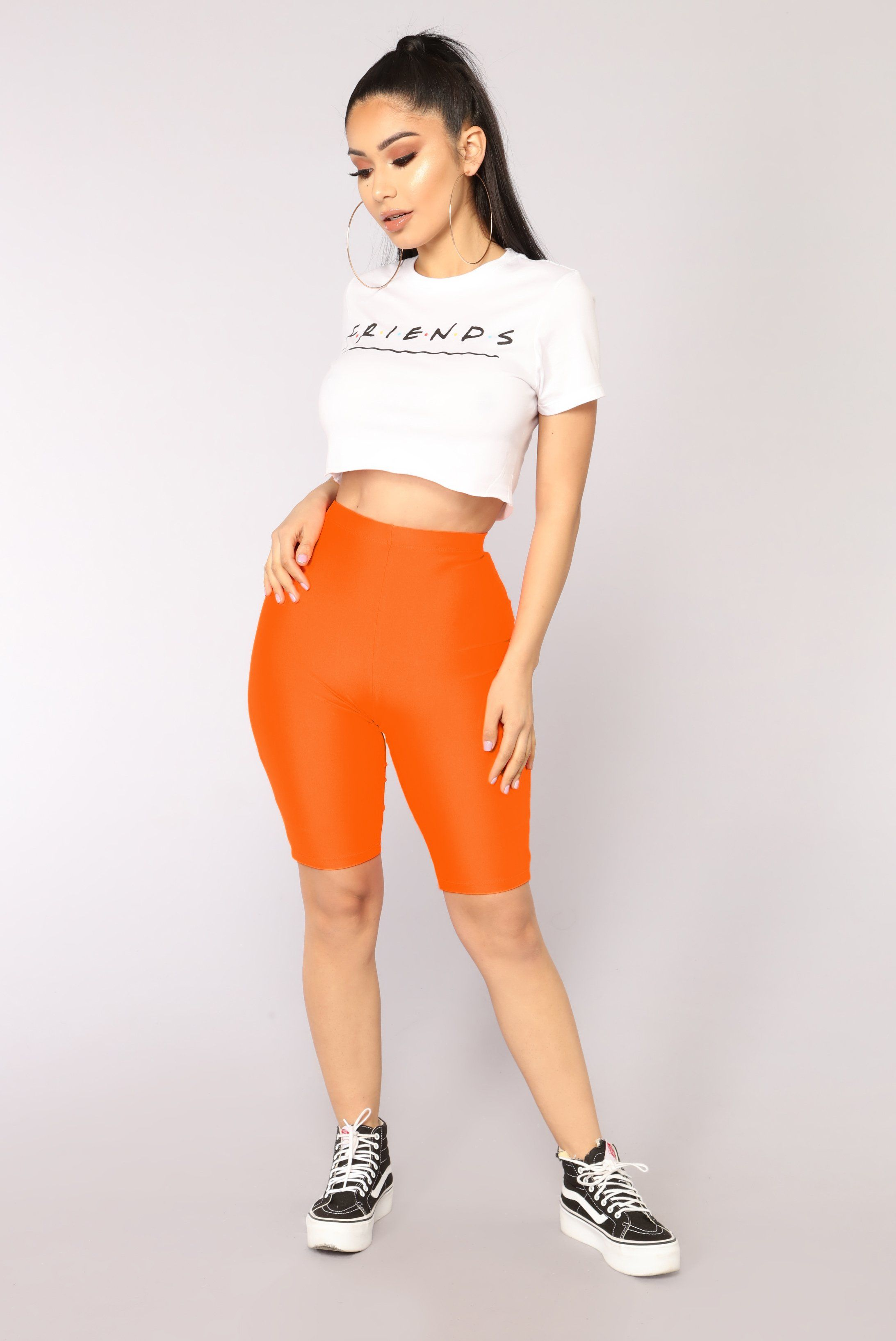 New Ladies Curve Jersey Cycling Shorts Summer Knee Hot Pants Active Wear Shorts