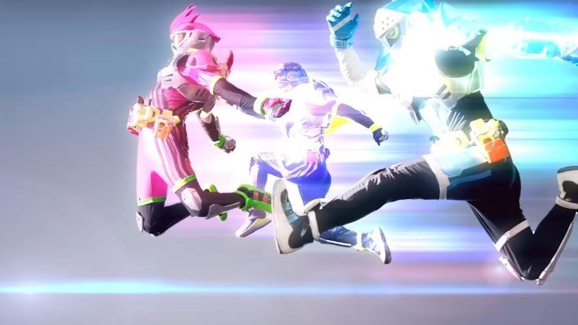 仮面ライダーエグゼイド オロナミンc レベルアップだ kamen rider rider anime