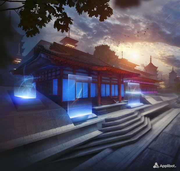 ..:: CONCEPT ART - Wardenlight Studio ::..