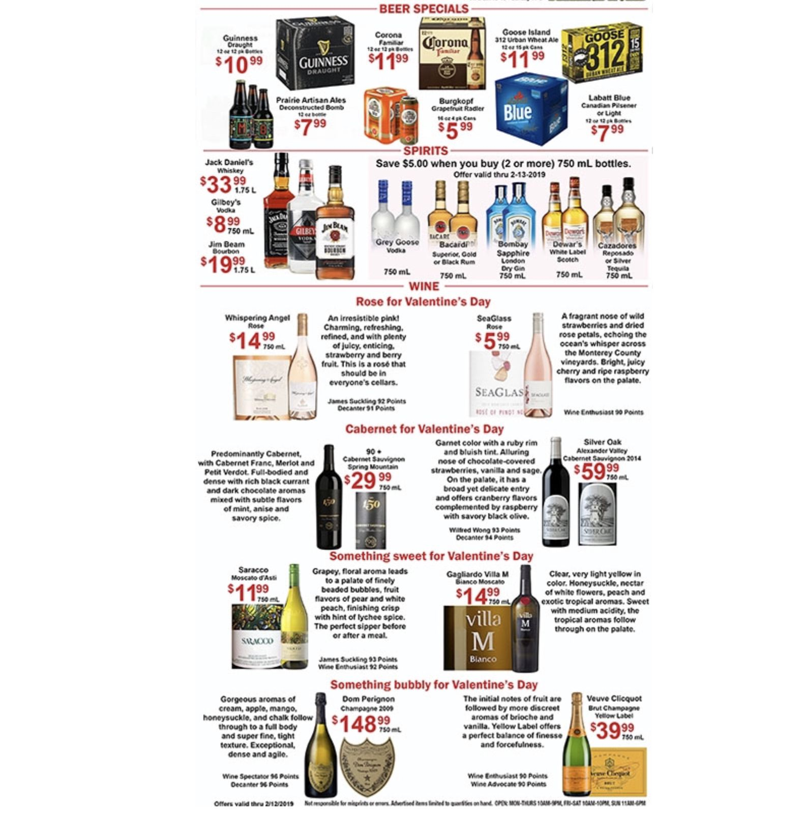 Wine Spirits And Beer Shop In Illinois Sal S Beverage World Beer Shop Beer Wine
