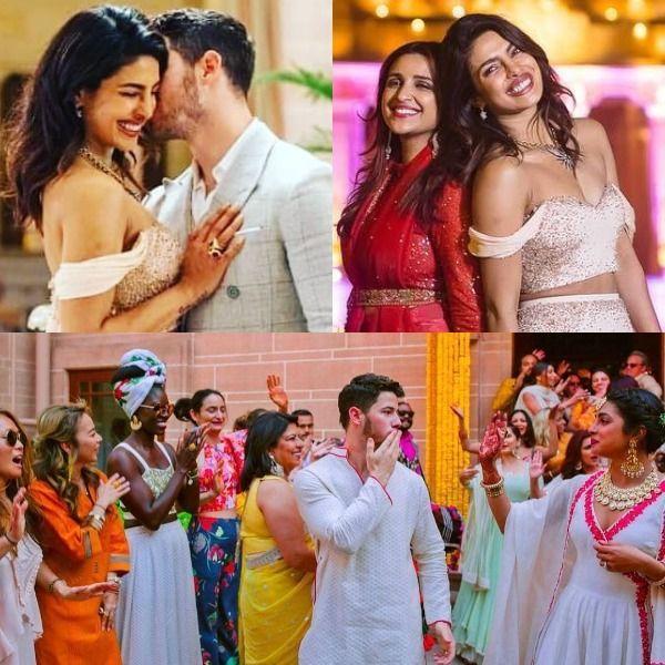 Priyanka Chopra & Nick Jonas Wedding