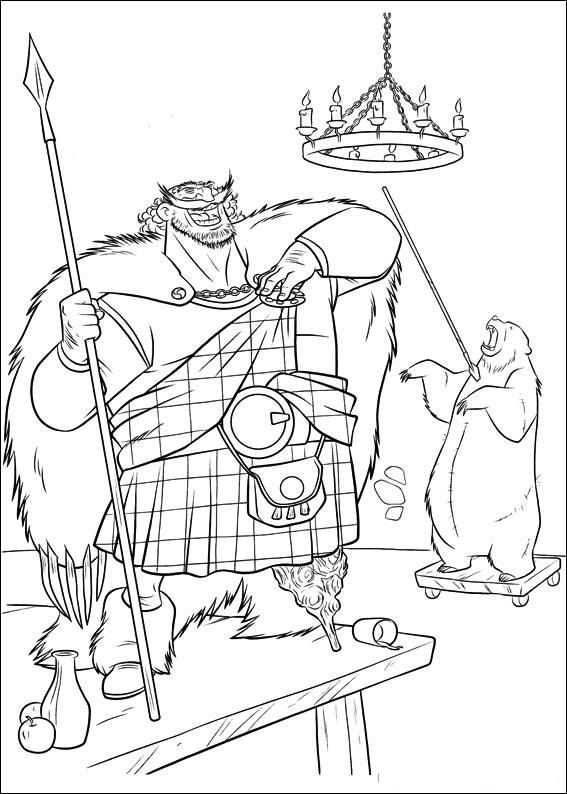 Brave coloring page 81 is a coloring page from Brave coloring book ...