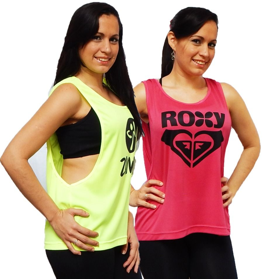 121f712a04c31 Blusas Para Dama Franelillas Gym Fitness Deportiva Camiseta - Bs. 1.250