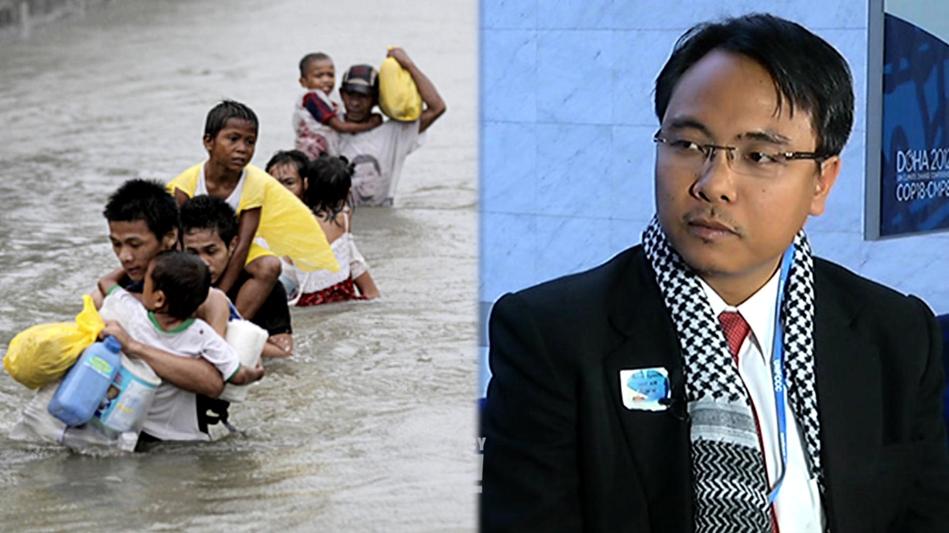 As Typhoon Bopha Wreaks Havoc, Philippine Negotiator Urges