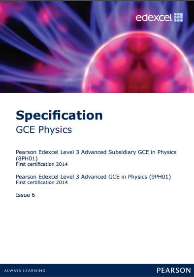 edexcel igcse physics may 2014