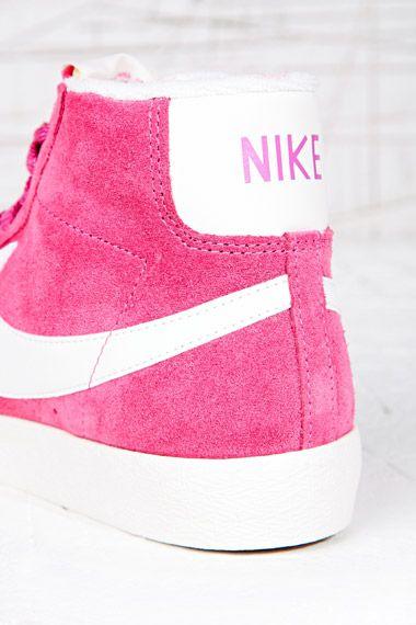 nike blazers pink