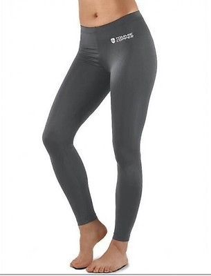 fcf6109a7df94 Tommie Copper Womens Leggings Yoga Pants Arthritis Compression Tights Small  NWT
