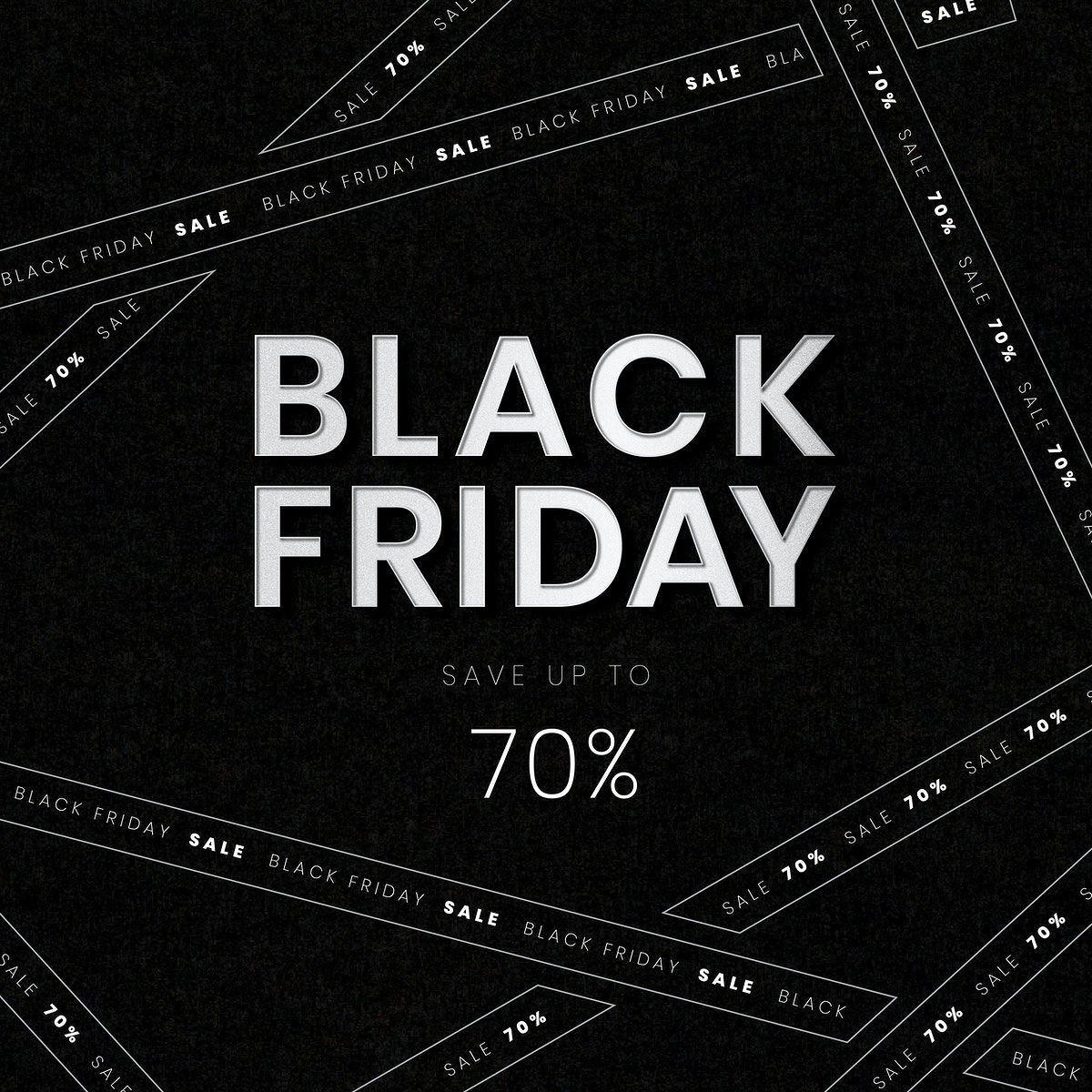Download Premium Vector Of 70 Off Black Friday Vector Cross Tape Sale Ad Black Friday Ads Black Friday Banner Black Friday Sale Flyer
