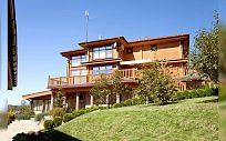 Проект деревянного дома из клееного бруса Цезарь, площадь ...