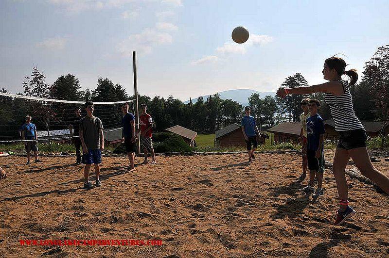Hitting The Ball Eyehandcoardination Amazing Longlivesport Camp Volleyball Camp Camping Hit