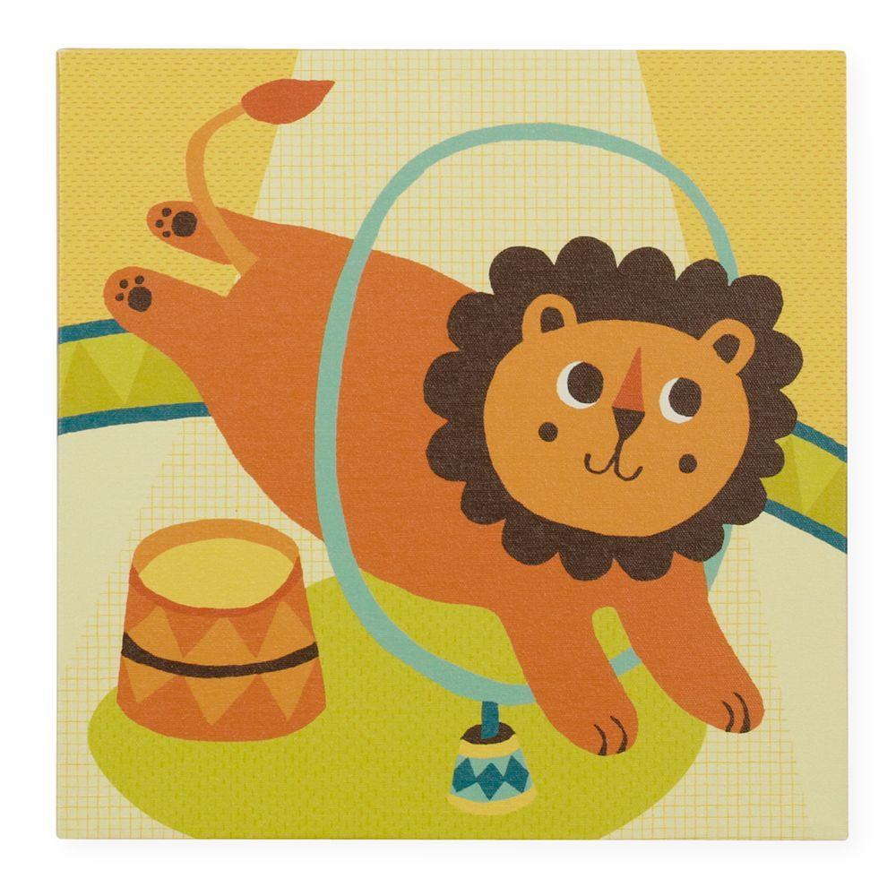 Three Ring Wall Art (Lion) | Cool Stuff | Pinterest | Three rings ...
