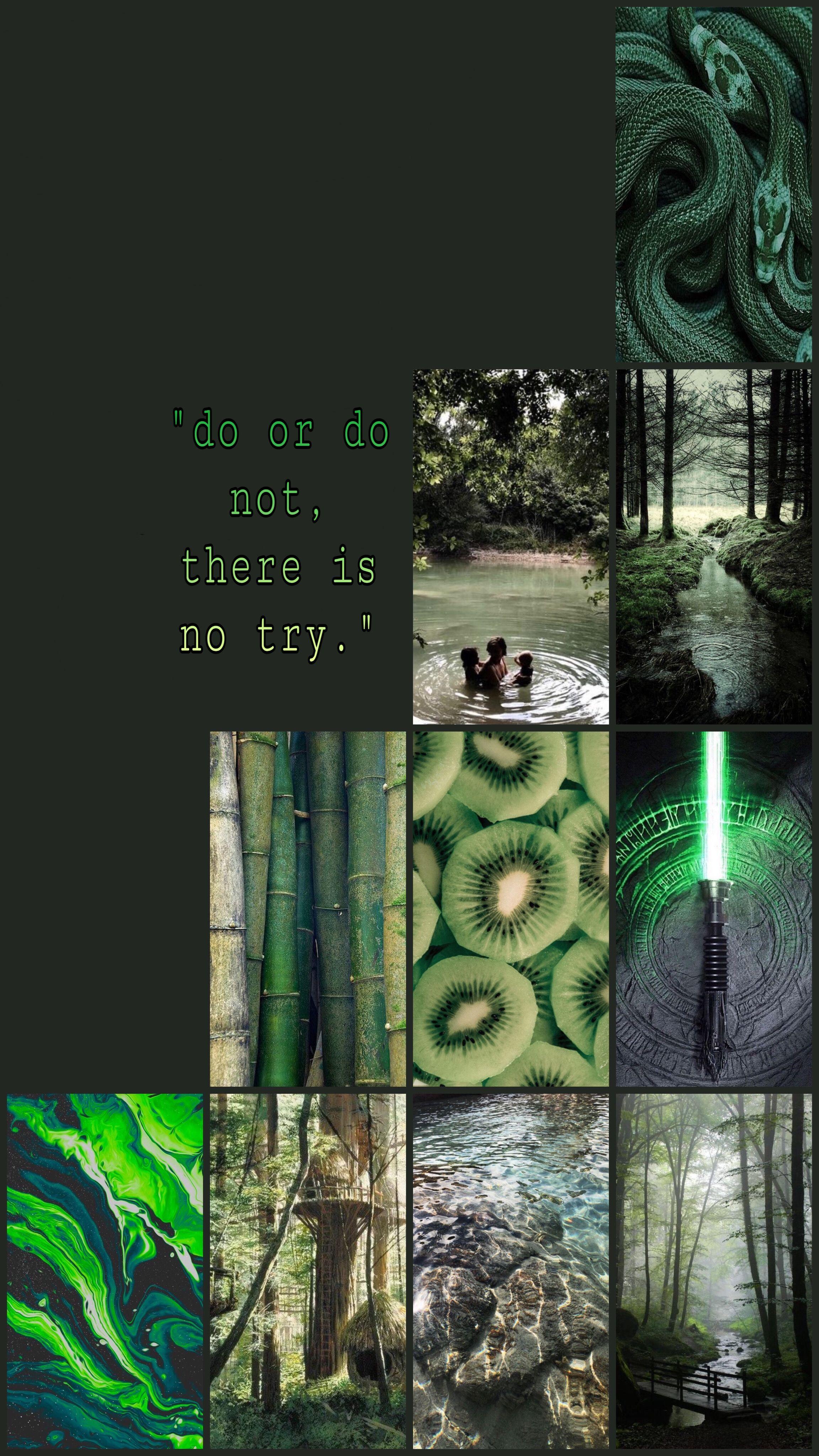 Starwars Green Aesthetic Wallpaper Aesthetic Wallpapers Green Aesthetic Star Wars