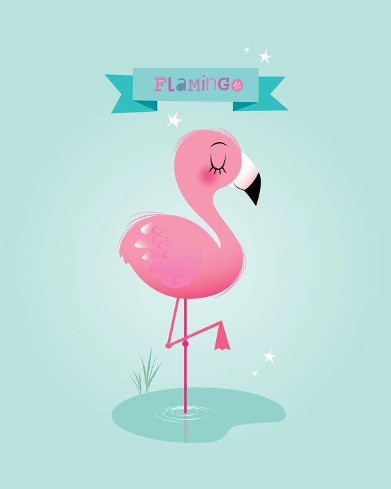 Résultats De Recherche Dimages Pour Baby Flamingo Cartoon